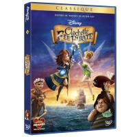 Clochette et la Fée Pirate DVD