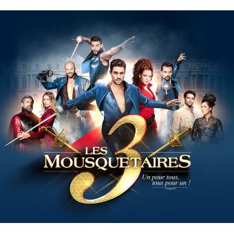 3 MOUSQUETAIRES/CD+DVD
