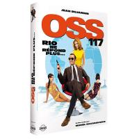 OSS 117 Rio ne répond plus DVD