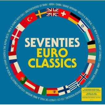 SEVENTIES EURO CLASSICS/LP