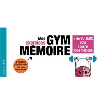 Mes Exercices Gym Memoire 72 Jeux Pour Booster Votre Memoire 2018 Broche Docteur Bernard Croisile Achat Livre Fnac