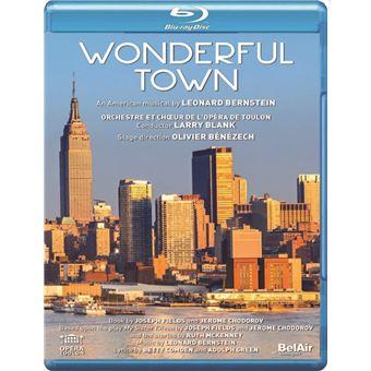 Wonderful Town Blu-ray