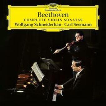 Beethoven Complete Violin Sonatas Coffret