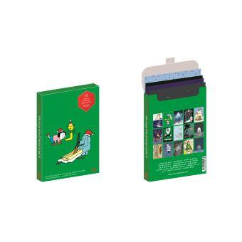 15 cartes postales pour fêter noël