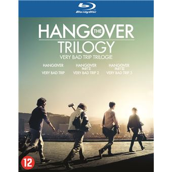 The Hangover Trilogy Box