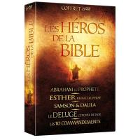 Les héros de la Bible DVD