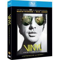 Vinyl Saison 1 Blu-ray