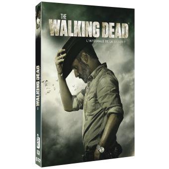 The Walking DeadThe Walking Dead Saison 9 DVD