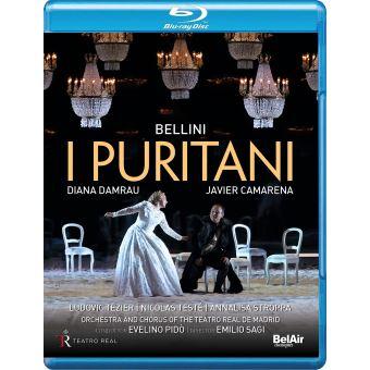 PURITANI-PURITAINS/BLURAY