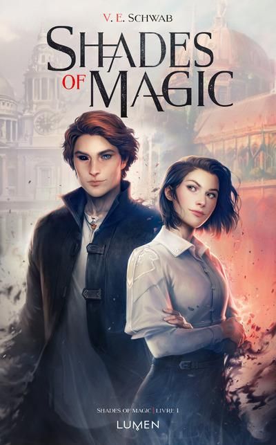 Image result for shades of magic francais