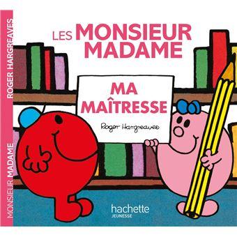 Monsieur MadameMa maîtresse