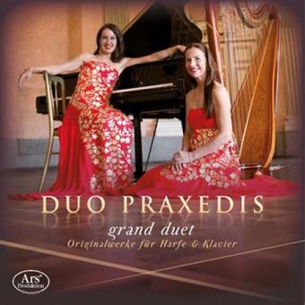 Grand Duet, Œuvres pour harpe et piano