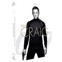 Coffret Daniel Craig La Collection James Bond 007 4 Films Blu-ray