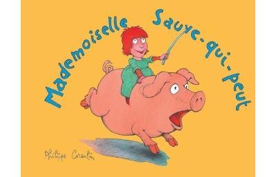 Mademoiselle sauve-qui-peut (ne)
