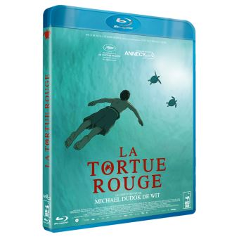 La Tortue rouge Blu-ray