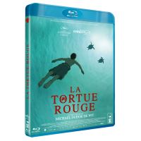 La Tortue rouge Blu-ray