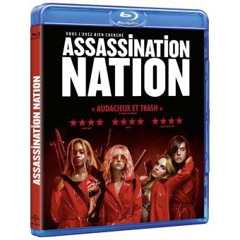 Assassination Nation Blu-ray