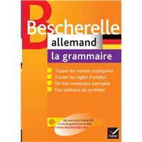 Bescherelle Allemand Les Verbes Ouvrage De Reference Sur La Conjugaison Allemande Cartonne Michel Esterle Achat Livre Fnac