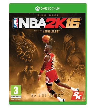 NBA 2K16 Edition Spéciale Michael Jordan Xbox One