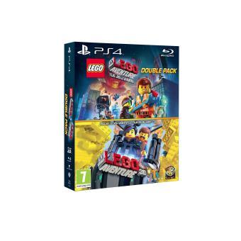 La grande aventure LegoCoffret LEGO La grande aventure Combo Blu-ray 3D + 2D