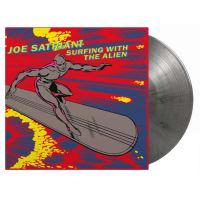 Surfing With The Alien - LP 180gr Coloured Vinil 12''