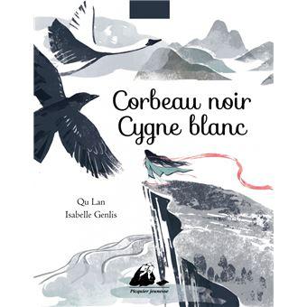 corbeau noir cygne blanc cartonn lan qu isabelle. Black Bedroom Furniture Sets. Home Design Ideas