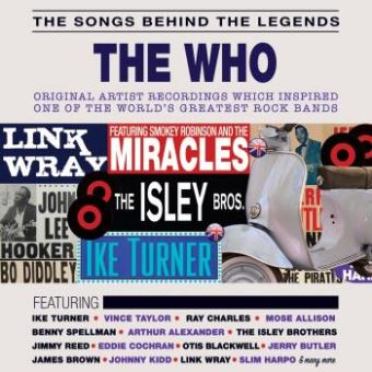 The Songs Behind The Legends : The Who