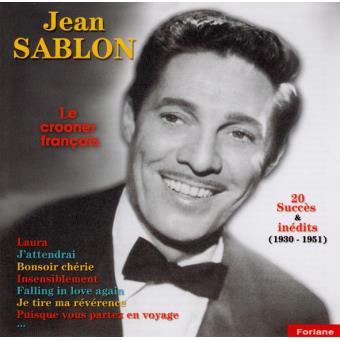 Crooner français