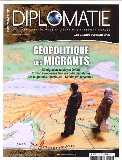 Géopolitique des migrants, GD