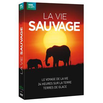 Le voyage de la vieCoffret La vie sauvage DVD
