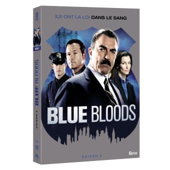 Blue BloodsBlue Bloods Coffret intégral de la Saison 2 DVD