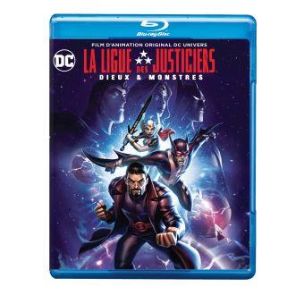 Justice leagueJustice League Dieux et monstres Blu-ray