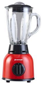 BRND Blender Brandt BLE515R 500W Rouge