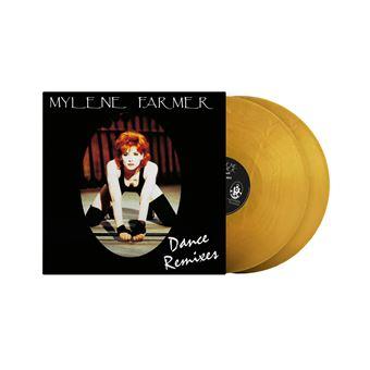 Dance Remixes Edition Limitée Exclusivité Fnac Vinyle Doré