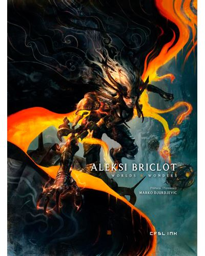 Art of aleksi briclot - worlds & wonders
