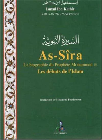 As-Sira, la biographie du prophète Mohammed