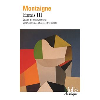 montainge essays