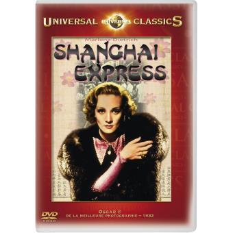 Shanghai Express DVD