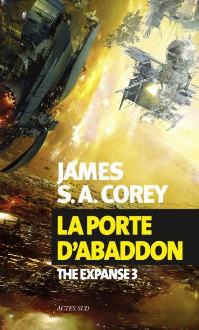 La porte d'Abaddon - The Expanse 3 - 9782330067502 - 9,49 €