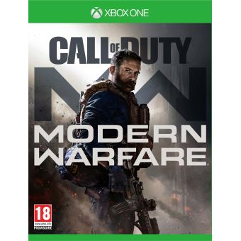 Call of Duty Modern Warfare sur XBox One