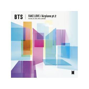 Fake love/airplane/book photo/ep