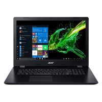 "Acer Aspire 3 A317-51-592T 17.3"" 256GB SSD + 1TB HDD 8GB RAM Core i5-8265U 1.6 GHz UHD Graphics 620 Zwart Laptop"