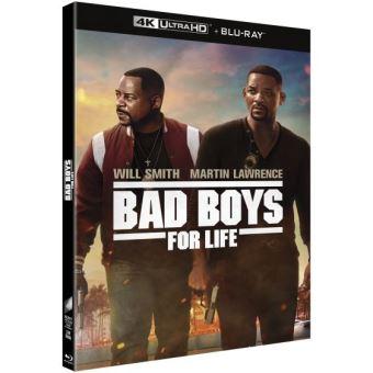 Bad BoysBad Boys For Life Blu-ray 4K Ultra HD