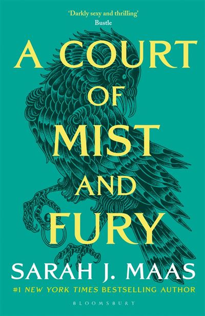 A Court of Mist and Fury - The #1 bestselling series - 9781408857892 - 11,49 €