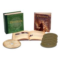 The Lord Of The Rings : The Return Of The King : The Complete Recordings Coffret Inclus Blu-ray
