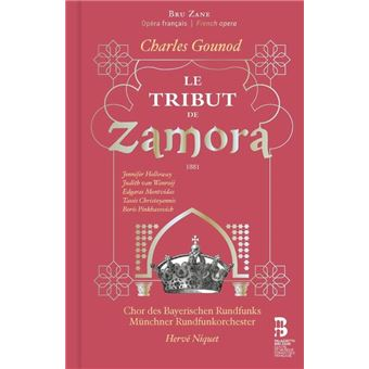 TRIBUT DE ZAMORA/CD+BOOK