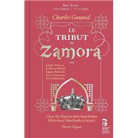 Le Tribut de Zamora Inclus livre