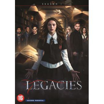 LegaciesCoffret Legacies Saison 1 DVD
