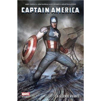 Captain AmericaLa légende vivante