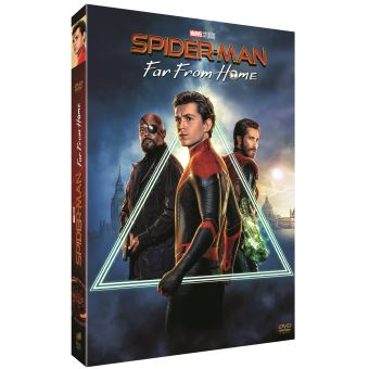 Spider-ManSpider-Man : Far From Home DVD